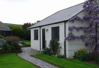 Self-catering bungalow at Bournestream